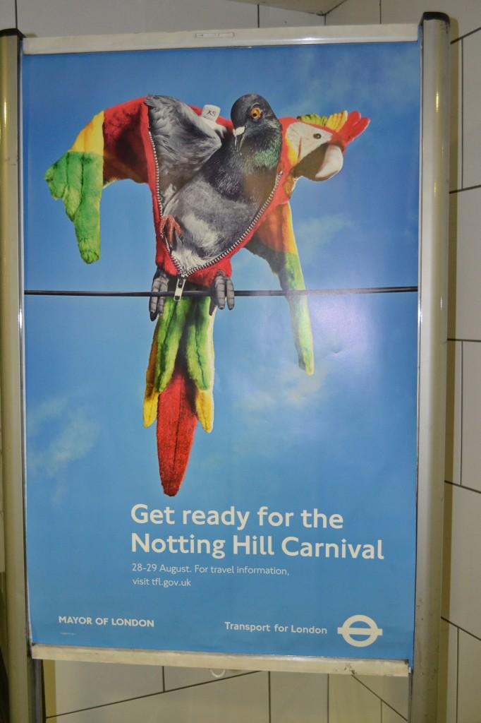 CARNAVAL DE NOTTING-HILL 29 AOUT 2011