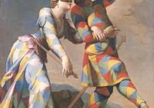 Arlecchino_und_Colombina_-_Giovanni_Domenico_Ferretti